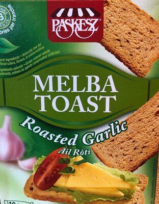 Melba toast - Product - fr