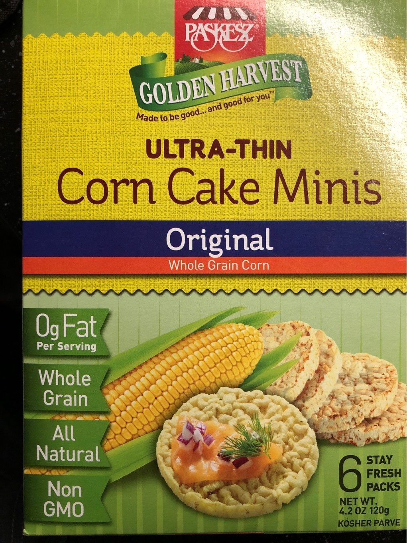 Golden harvest - Product