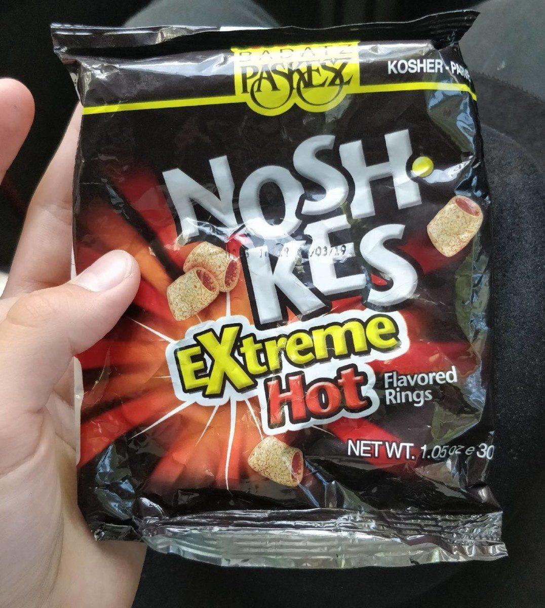 Noshkes Extreme Hot - Produit