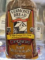 Organic Soft Multigrain Bread - Product - en