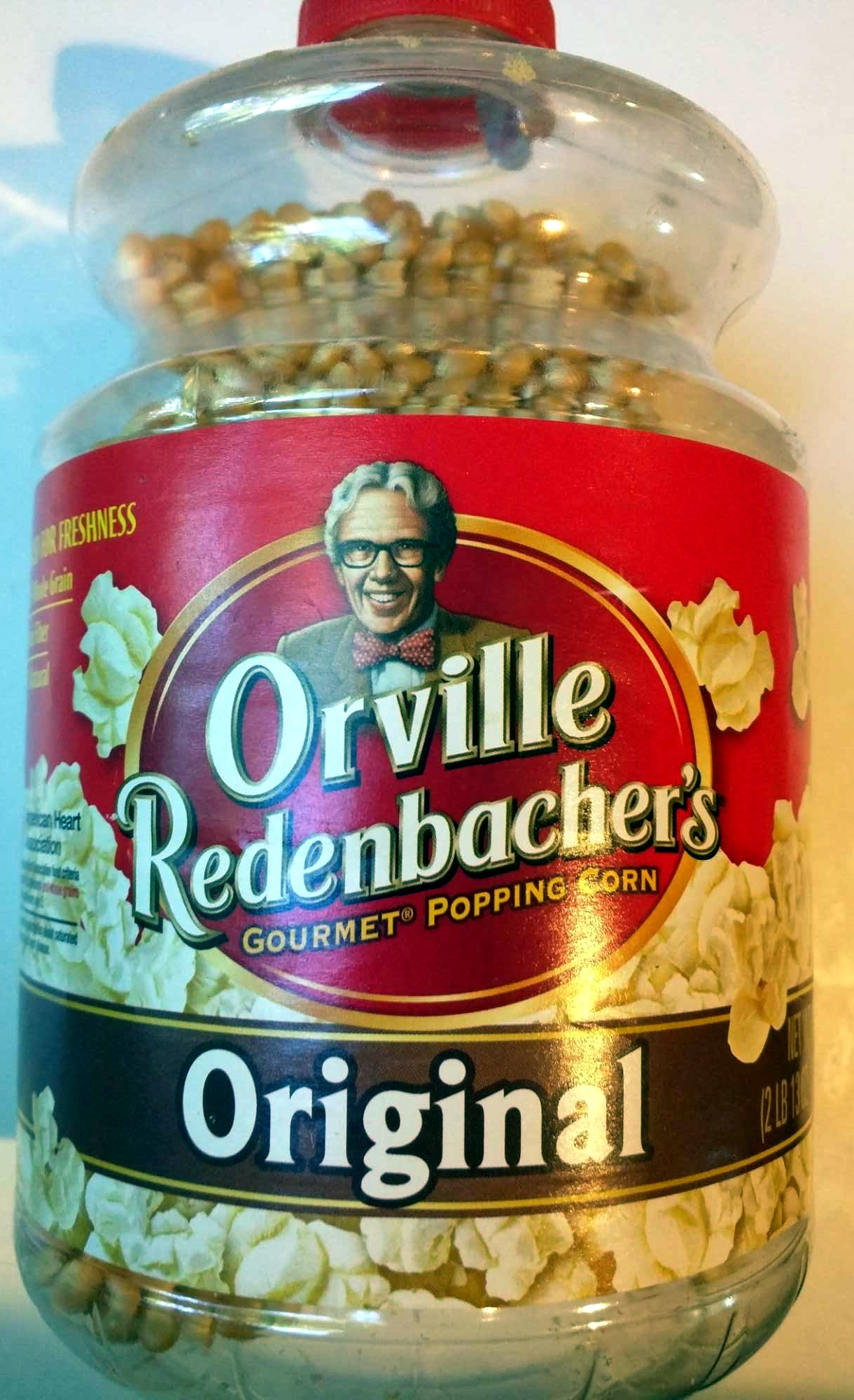 Original Gourmet Popping Corn - Produit
