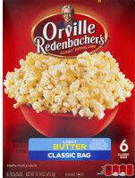 Orville redenbacher light butter popcorn - Produit - en