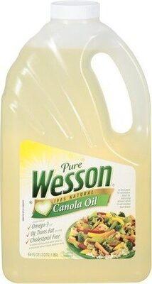 Pure natural canola oil - Produit - en