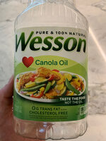 Wesson - Ingredients