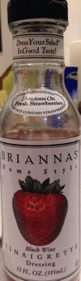 Briannas blush wine vinaigrette - Product - en