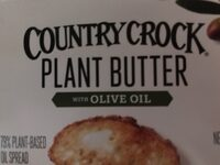 Plant butter with olive oil 79% plant-based oil spread, plant butter - Producto - es