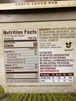 Original, 40% Vegetable Oil Spread - Nutrition facts