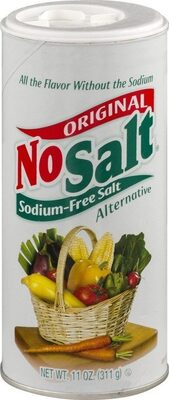 Original sodiumfree salt alternative ounce - Produit - en