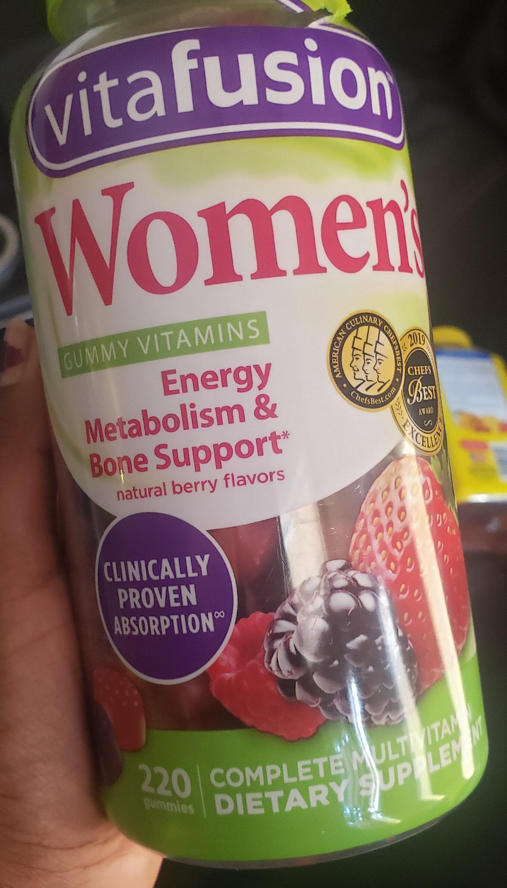 Vitafusion gummy vitamins - Produit - en