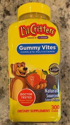 Childrens vitamins - Product