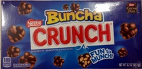 Bunches of crunchy milk chocolate - Product - en