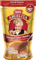 Nestle granulated hot chocolate drink mix - Product - en
