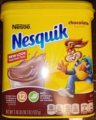 Chocolate flavor milk powder - Product - en