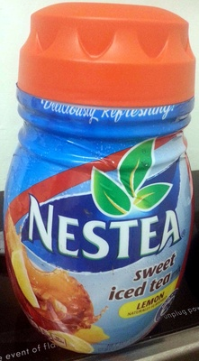 Nestea sweet iced tea Lemon - Product