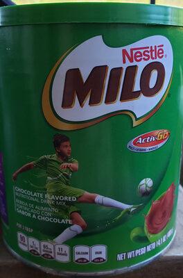 Nutritional drink mix - Product - en