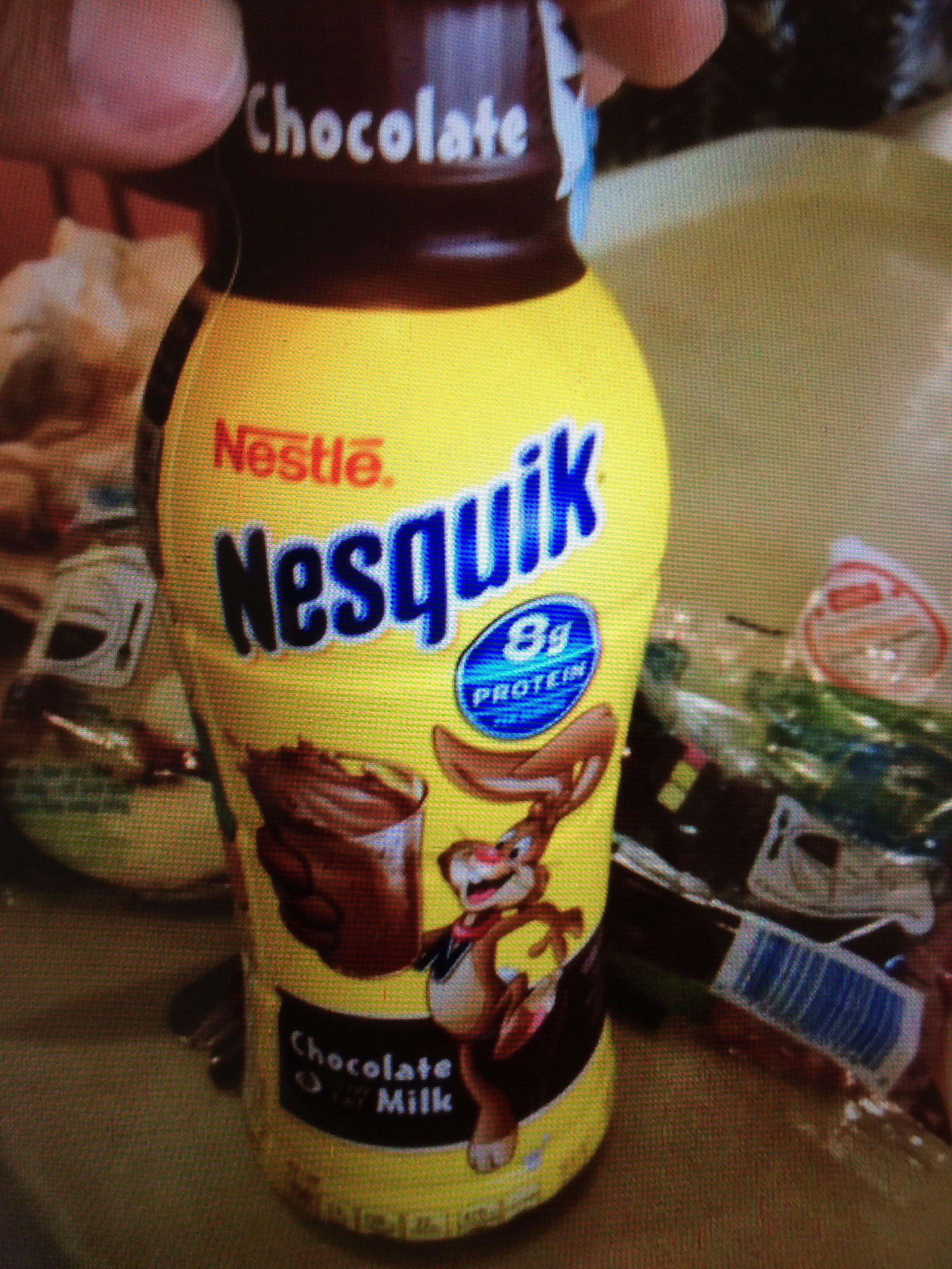 Nesquik Chocolate Milk - Nestle