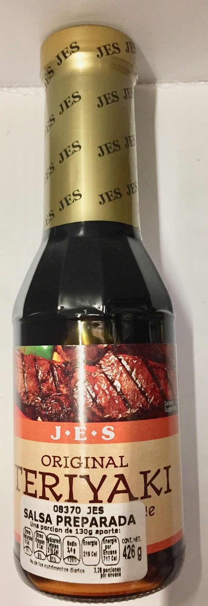 Original teriyaki sauce and marinade - Producto - es