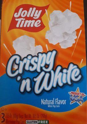 Crispy'n white - Ingredients - fr