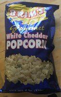 White cheddar popcorn - Product - en
