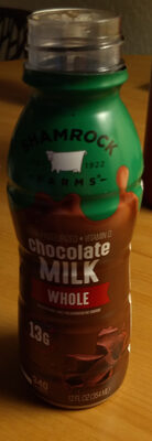 Vitamin d chocolate milk - Product - en