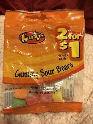 Gummy Bears - Product - en