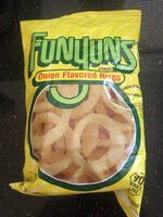 Onion flavored rings - Product
