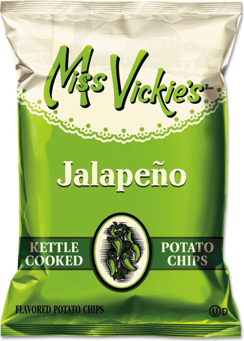 Kettle cooked potato chips - Prodotto - es