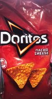 Doritos Flavored Tortilla Chips - Nacho Cheese - Product - fr
