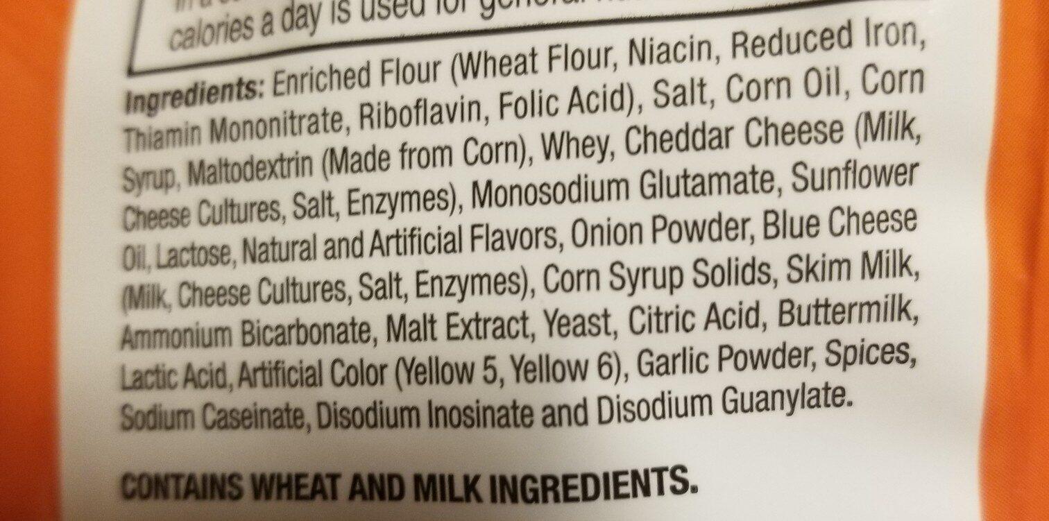 rold gold pretzel - Ingredients