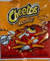Cheetos Crunchy Fromage - Product - en