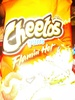 Cheetos puffs - Flamin' Hot - Product