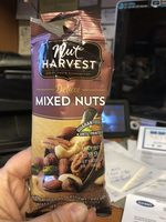 mixed nuts - Product - en