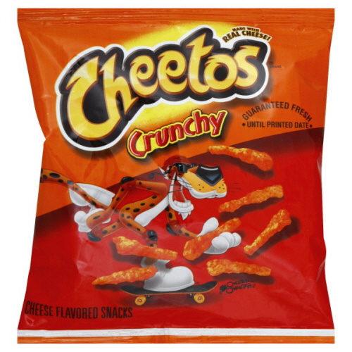 Cheetos Crunchy - 28.3g