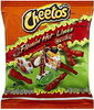 Crunchy cheese flavored snacks - Produit