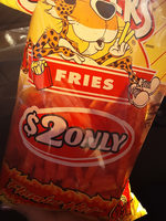 Hot fries - Product - en