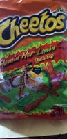 Cheetos Crunchy Flamin Hot Limon Cheese Flavored Snacks 2 Ounce Plastic Bag - Producte - en