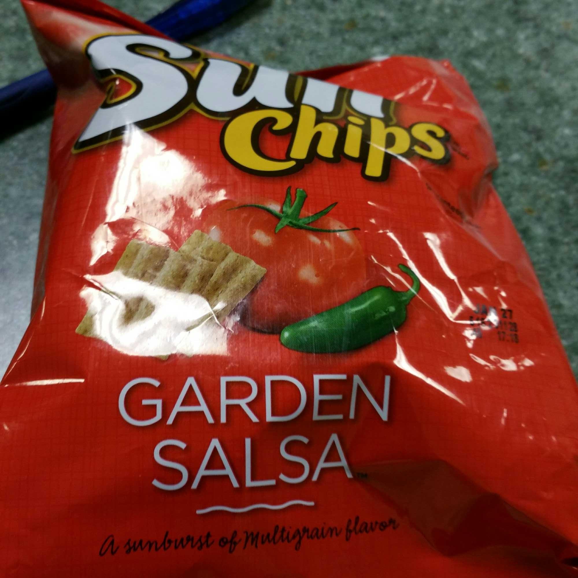 Garden Salsa Sun Chips