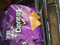 Doritos Spicy Sweet Chili Tortilla Chips 1.0 Ounce Plastic Bag - Product - en