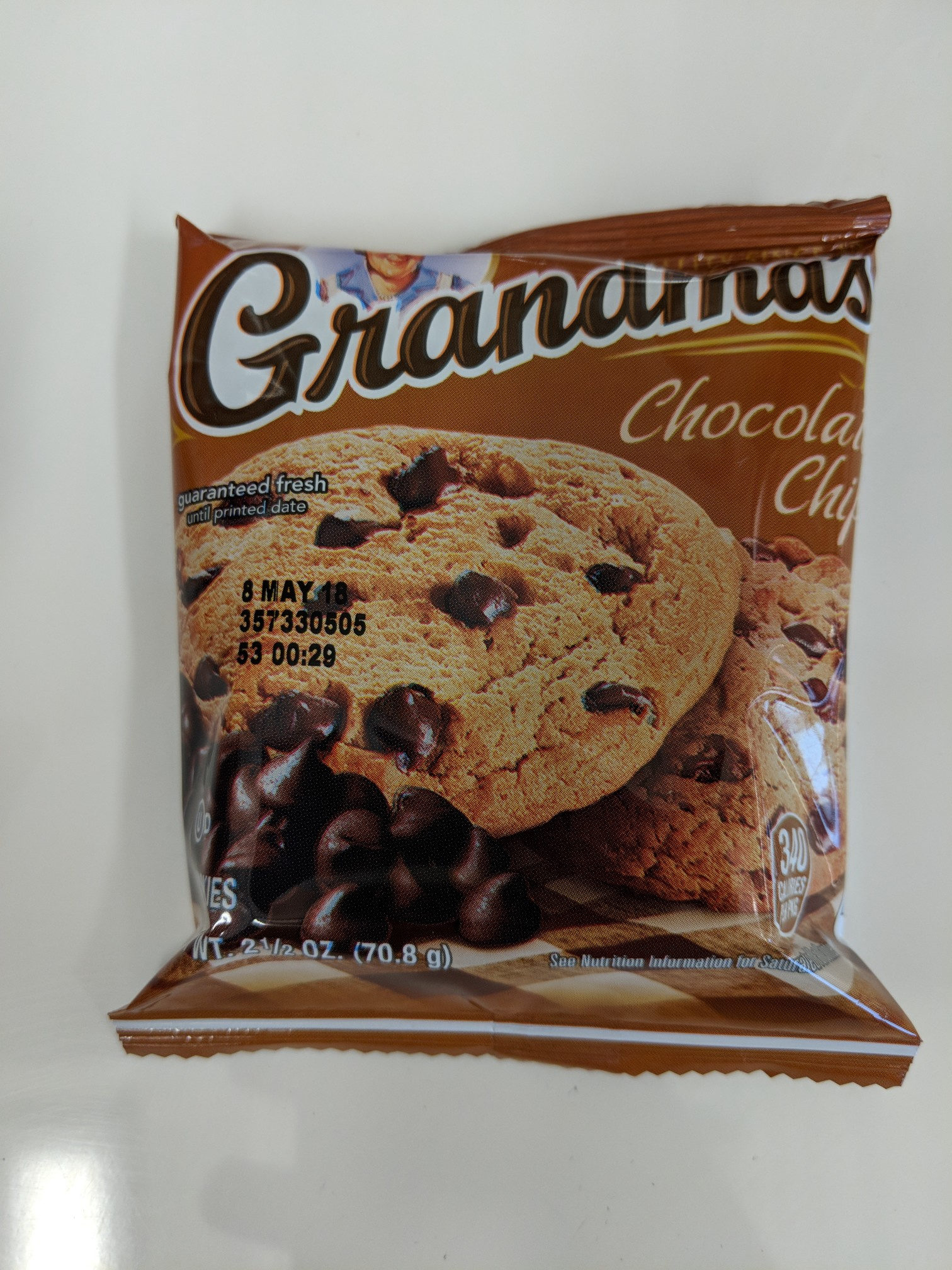 Chocolate Chip - Product - en