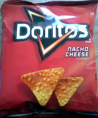 Doritos Nacho Cheese - Produit