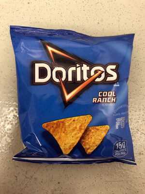 Tortilla chips - Product - en