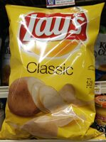 Lay's Classic Potato Chips 10 Ounce Plastic Bag - Product - en