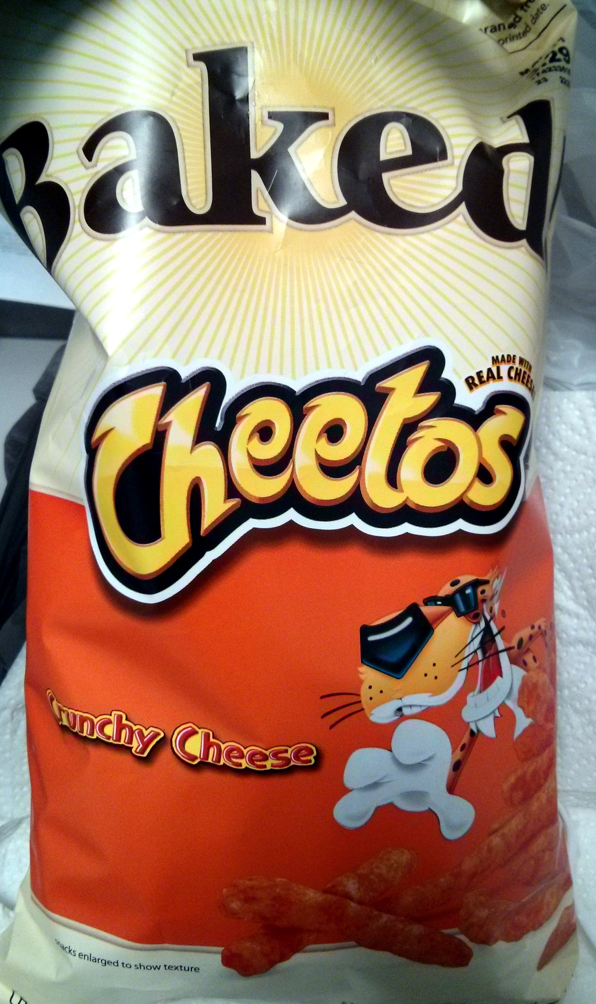Baked Cheetos - Product