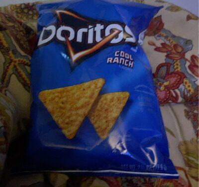 Cool ranch Doritos - Product - en