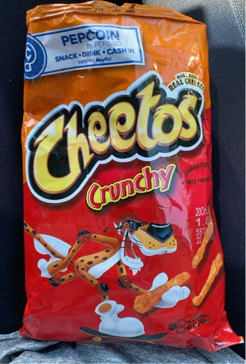 Cheetos - Product - en