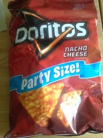 Nacho Cheese flavored (party size!) - Product