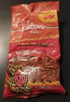 Extra long sunflower seeds - Product