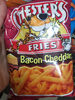 Chester's Fries Bacon Cheddar Chips - Produit