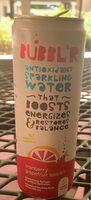Antioxidant Sparkling Water - Product - en