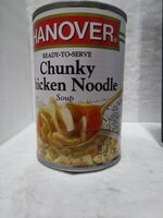 Chunky Chicken Noodle Soup - Product - en